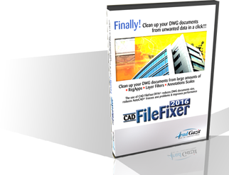 CAD FileFixer 2016